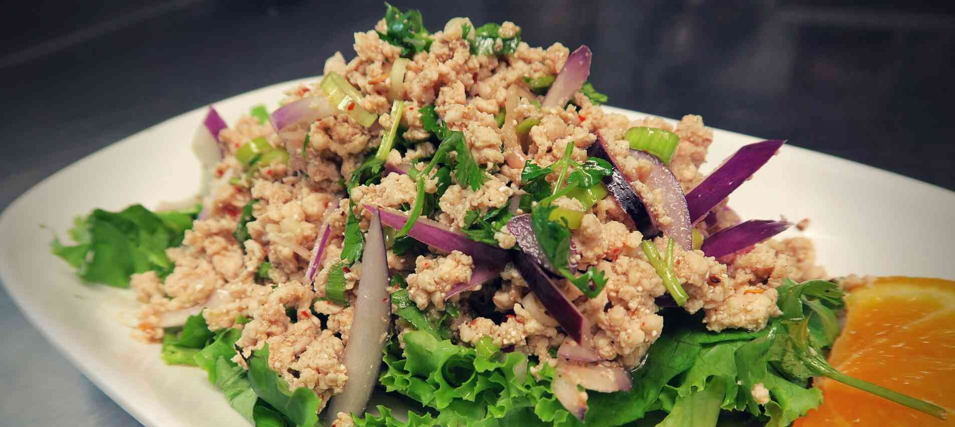 Larb-Chicken